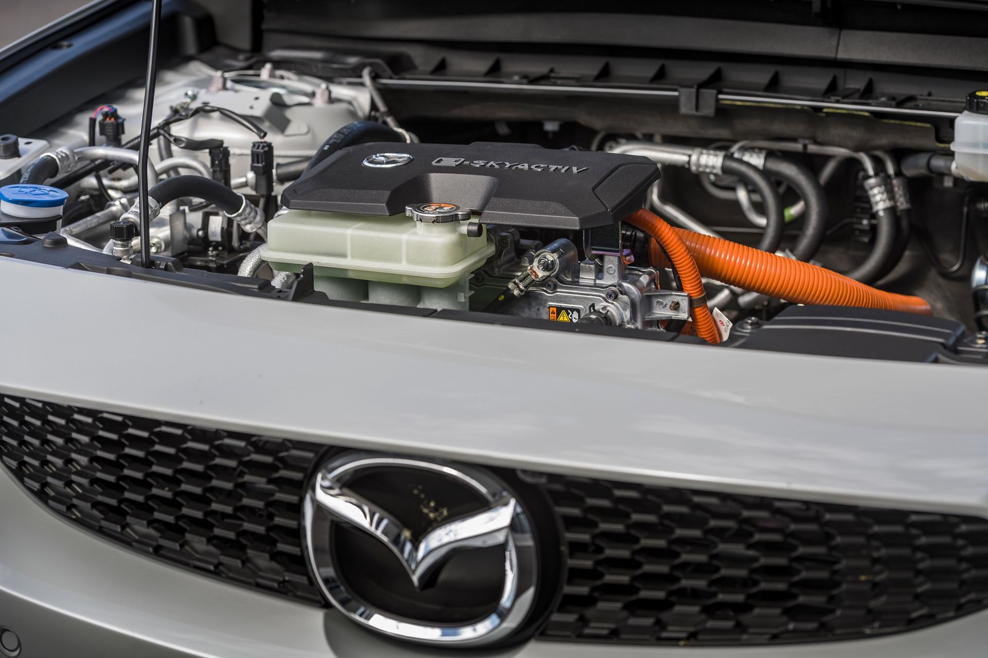 Campanha de aquisição do Mazda MX-30